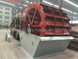 Huahong Bucket Sand Stone Ore Washing Machine Cleaning Equipment pictures & photos