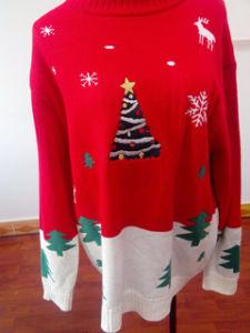 ee7978cf2 China 100% Acrylic Knit Sweater Girl′s Sweater - China 2015 ...