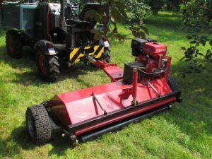 Custom Logo Pasture Fast Delivery Utv Lawn Mower For
