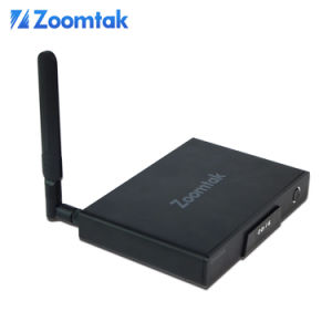 Zoomtak New Model Amlogic S905 Kodi 16.1 Stream TV Box T8V pictures & photos