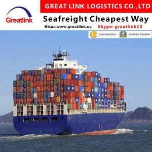 Sea Freight Shipping From China to Karachi, Pakistan