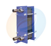 Compact ISO9001 Hastelloy Heat Exchanger for Chemical
