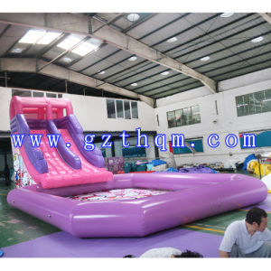 Hello Kitty Pool Inflatable Water Slides pictures & photos