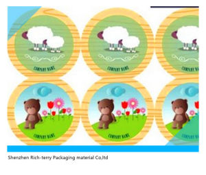 Self Adhesive Stationery Stickers pictures & photos