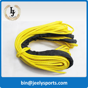 Dyneema UHMWPE Fiber Synthetic Winch Rope for Offroad Accessories