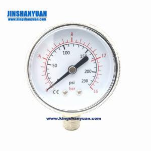 China Pressure Gauge For Refrigeration, Pressure Gauge For