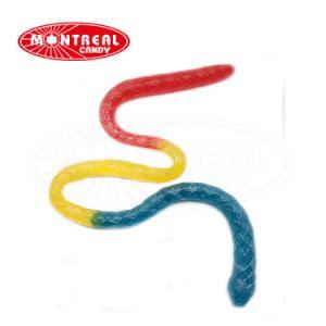 Colorful Giant Gummy Candy Jumbo Snake