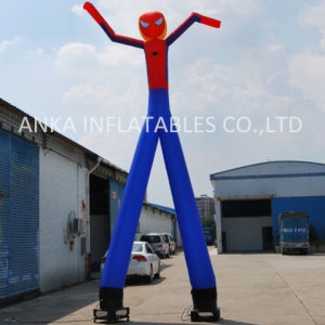 Anka Cartoon Character inflatable Spiderman Air Dnacer pictures & photos