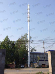 Customed Steel Structure Telecom Monopole