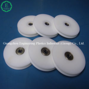 Guangzhou Injection Molding Nylon Pulley pictures & photos