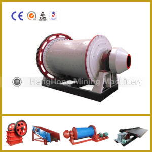 Mining Overflow Ball Mill for Grinding Stone/Mineral/Ore/Cement