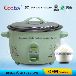 10L Big Size Electric National Rice Cooker pictures & photos