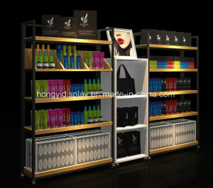 Hot Selling Retail Cosmetic Display Rack, Cosmetic Acrylic Display Stands in New Condition pictures & photos