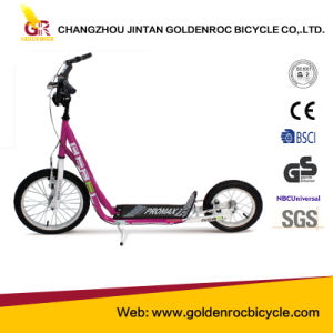 "(GL1612-A) High Quality 16""-12"" Kick Scooter with Ce pictures & photos"