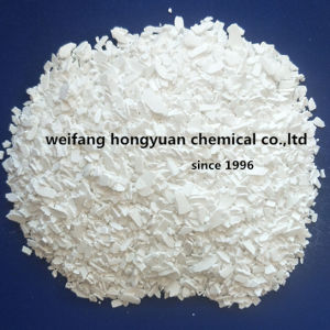 Calcium Chloride Flakes/Pellets/Tablet for Moisture Absorber
