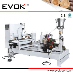 Full Automatic Wooden Furniture Automatic Dowel Drilling and Inserting Machine (MZD1206) pictures & photos