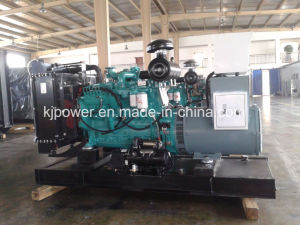 100kVA Soundproof Diesel Genset Powered by Cummins Engine pictures & photos