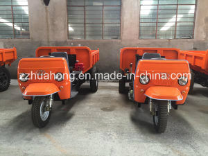 Diesel Tricycle, Mini Diesel Tricycle for Cargo, 3 Wheel Motorcycle, Three Wheeler, Three Wheel Tricycle pictures & photos