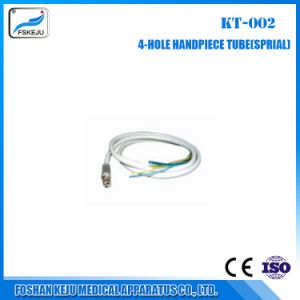 4-Hole Handpiece Tube (spiral) Kt-002 Dental Spare Parts for Dental Chair pictures & photos