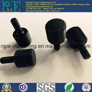 Made in China Customized Precision Machining Microphone Threaded Adapter
