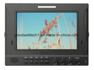Seamless Switch IPS Panel 7 Inch Broadcast Monitor for Camera pictures & photos