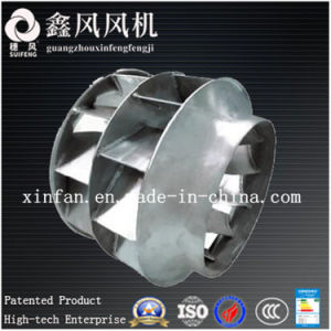 Dz400b Backward High Pressure Double Air Inlet Impeller pictures & photos
