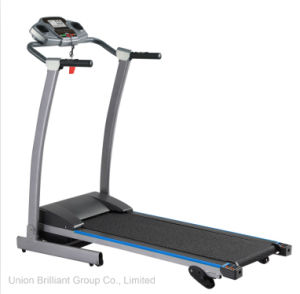 China Factory OEM Order Running Machine 1.25HP Motorized Home Treadmill pictures & photos