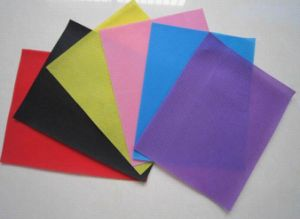Colorful PP Spunbond Nonwoven Fabric pictures & photos