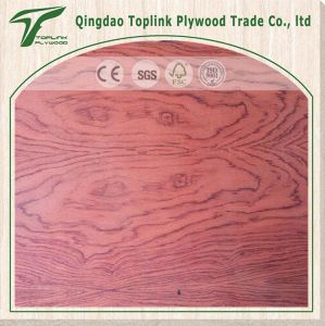 High Quality Low Price Fancy Plywood Bubinga Decoration Laminated Plywood