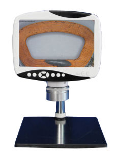 GS-24 Industry LCD Digital Microscope for Testing and Inspecting