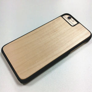 Wood Cell Phone Both Using Case for iPhone7/iPhone6, Wood Hard Cover Case for iPhone 7 Cover