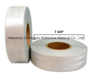 Diamond Grade Conspicuity Solid White Reflective Safety Tape (CG5700-OW) pictures & photos