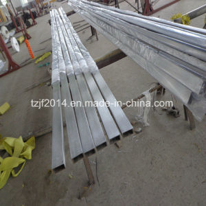 Tp316 Seamless Stainless Steel Square Pipe pictures & photos