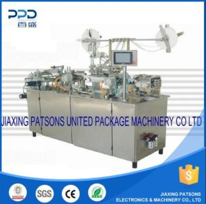 Alcohol Cleansing Wipes Packaging Machine pictures & photos