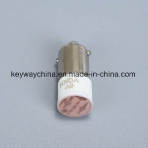 Ba9s-X (110V 220V) LED Miniature Bulbs, 0603 Chip, Red, Green, Yellow, Blue, White pictures & photos