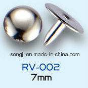 Factory Customized Different Sizes Round Metal Rivets for Garment Accessories pictures & photos