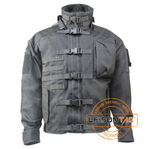 Tactical Jacket with Molle for Police 1000d Nylon Waterproof pictures & photos