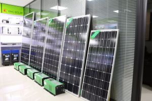 Wholesale PV Module 100W Mono Solar Panel for Solar System pictures & photos