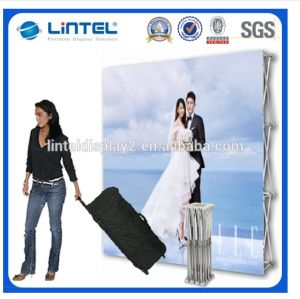 Portable Pop up Photo Booth Backdrop Display pictures & photos