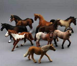 The Simulation Zoo Toys, Plastic Vinyl Toys for Kids pictures & photos