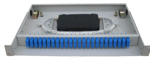 24 Port Duplex Sc Pigtails and Adapter ODF Patch