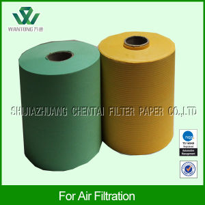 Chentai Air Filter Paper (CT-A2135-W02-C) for Pakistan Market