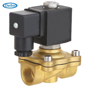Reliable Manufacturer 2W31 Solenoid Valve for Gas
