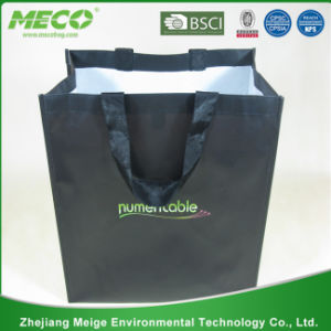 PP Non Woven Wholesale Reusable Shopping Bag (MECO171) pictures & photos
