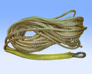UHMWPE Quality Synthetic Winch Rope pictures & photos