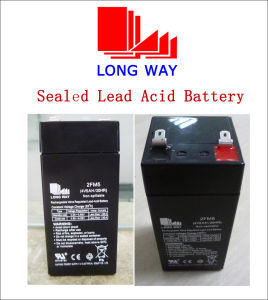 4V5ah Office Machines UPS Sealed Lead Acid Battery pictures & photos