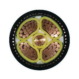 Insulated Low Voltage Power Cable