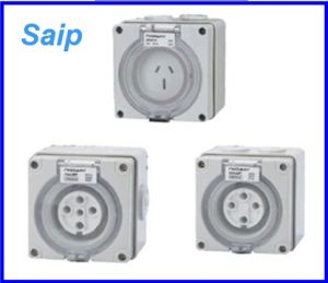 56 Series Switched Surface Mounting Socket Outlet
