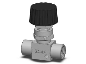 Bulkhead Flow Control Valves, Female (VPFF)