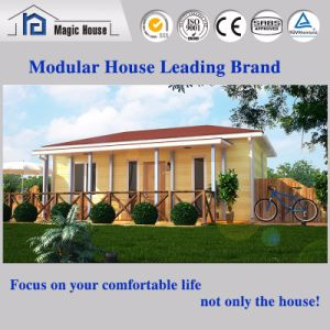 Factory Price Cost Effective Steel Structure Prefab House pictures & photos